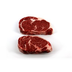 Small Crop Of Beef Rib Steak