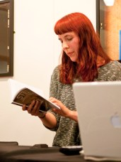 Evie Wyld reading her new story 'Corridor'