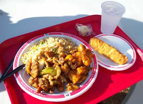 Negative-G Six Flags St Louis Opening Weekend Page Thirteen - six flags food