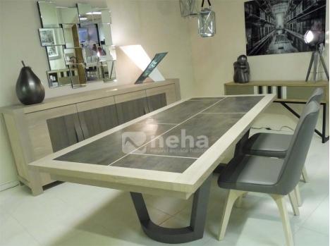 Salle a manger complete table haute de cuisine Slowhand photography