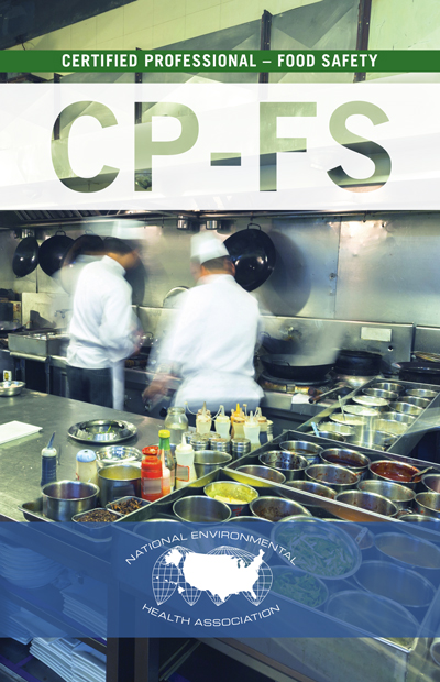 Certified Professional - Food Safety (CP-FS) Credential National