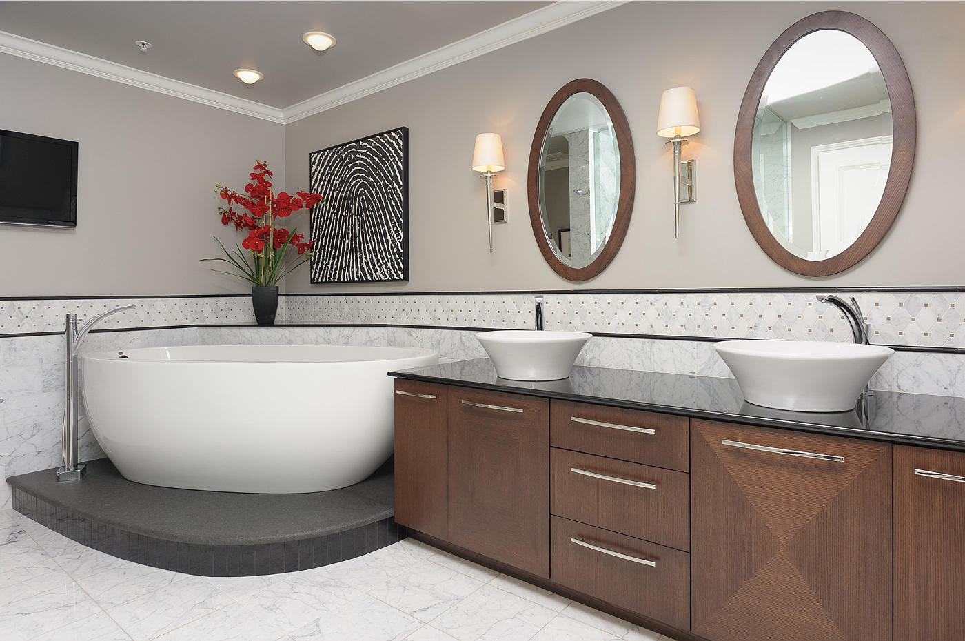 Home Design Ideas Portland Bathroom Custom Design Modern Bathroom