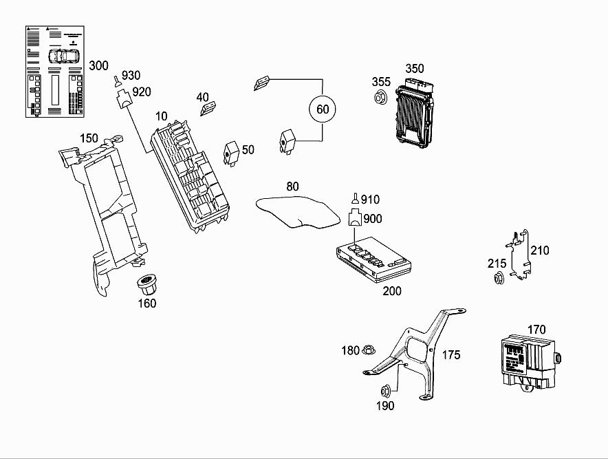 series 60 wiring harness