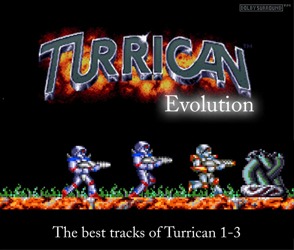 3d Laser Wallpapers Turrican Evolution Turrican Mp3