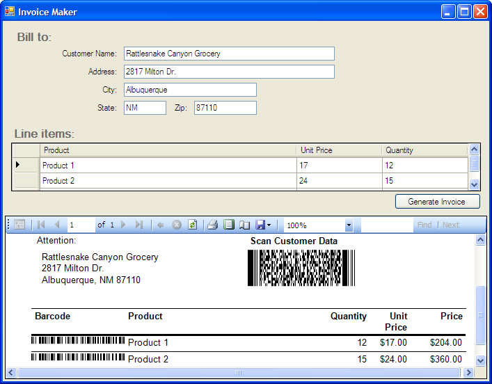 invoice makers - Yenimescale - online invoice maker