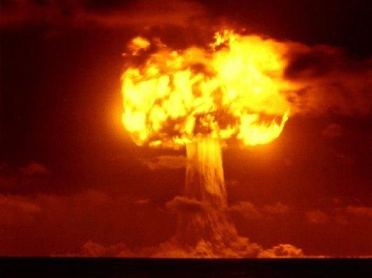 Resultado de imagen para la radiacion nuclear