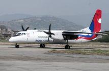 airplane nepal