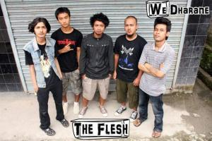 The Flesh band Dharan Nepal