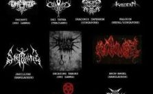 Evilil Demiom -Asian Black Metal Compilation