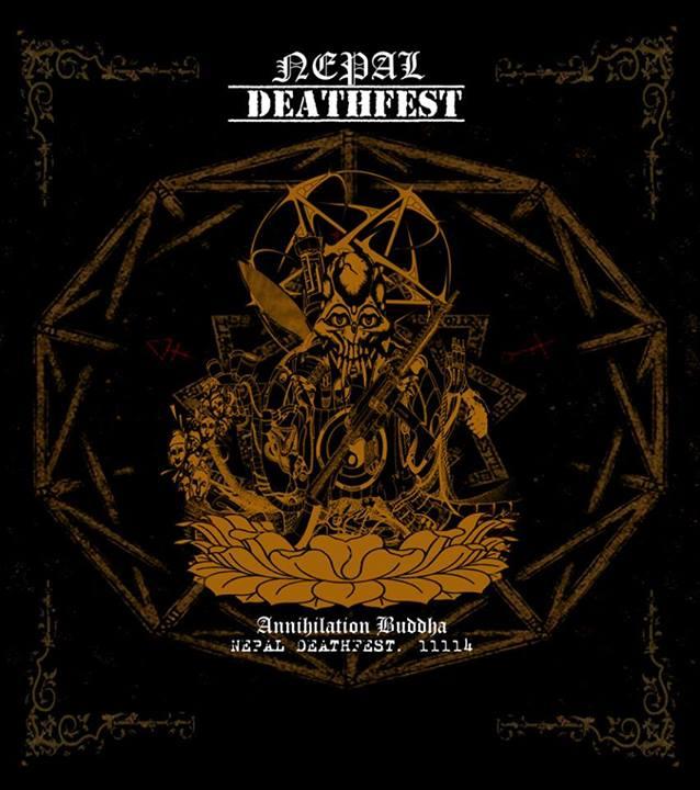 nepal deathfest