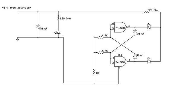 7400n chip wiring diagram