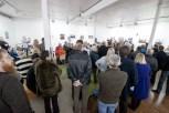 8 - Audience at St Pauls Gallery Birmingham