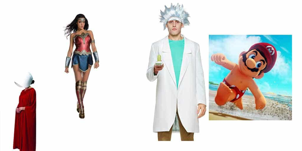 37 Best Nerdy Halloween Costumes (2018)