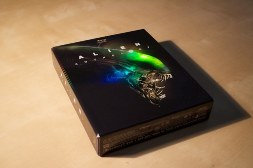 Best o' Boxes: Alien Anthology