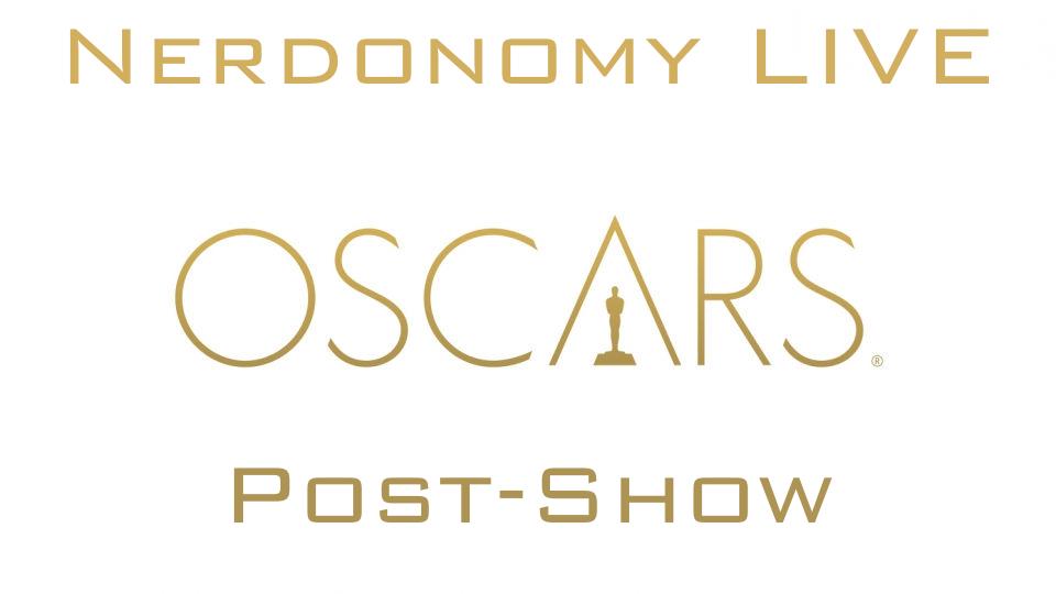 2016 Nerdonomy Oscar Post-Show