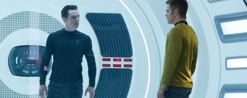 Star Trek Into Darkness: Let Me Know If Real Power Wants A Magazine Or Something