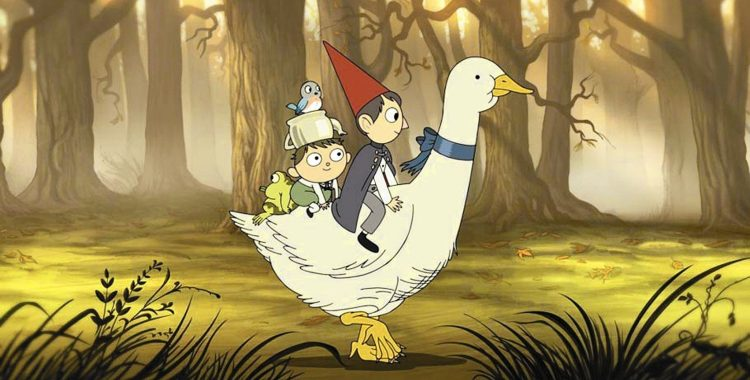 7 Reasons Why You Need To Watch Over The Garden Wall