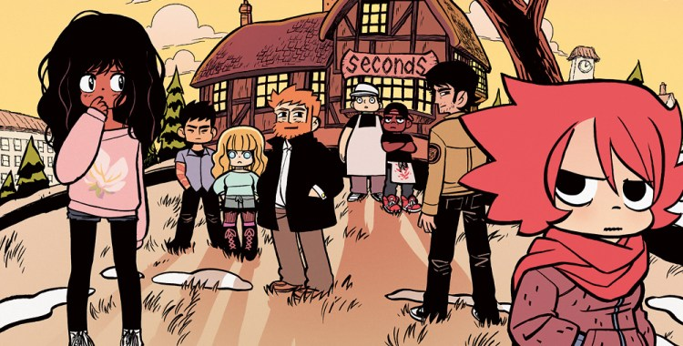 """""""Seconds"""" Might Be Bryan Lee O'Malley's Masterpiece"""