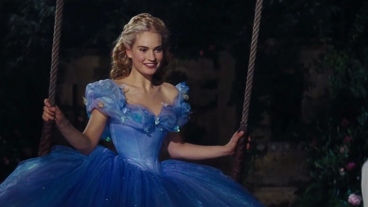 Feeling Low Quotes Wallpaper Disney S Live Action Cinderella Shines On Blu Ray And Dvd