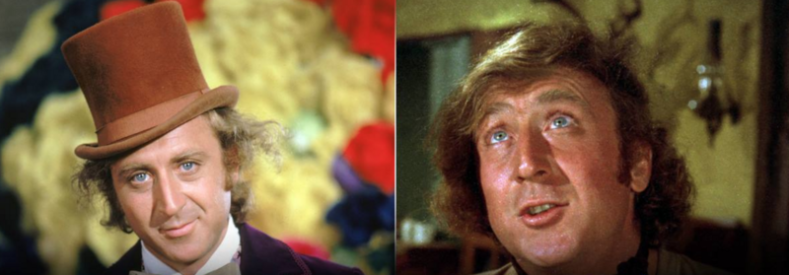 Willy Wonka and the Chocolate Factory/Blazing Saddles