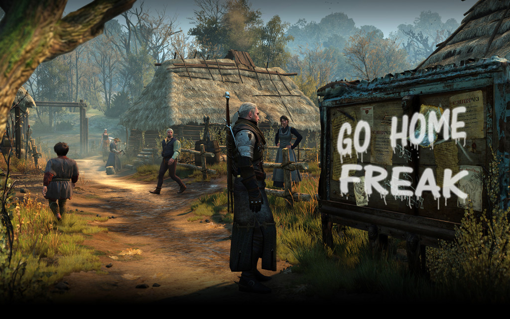 Where The Wild Things Are Wallpaper Hd What The Witcher 3 Has Taught Me About D Amp D Nerd Sourced