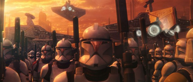 Did you ever think you'd be rooting FOR Stormtroopers?