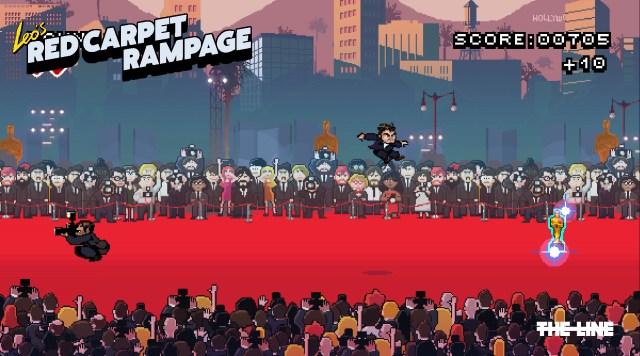 red carpet rampage