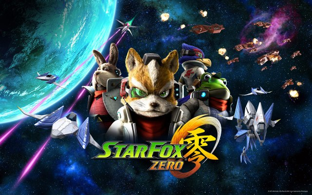 star fox zero logo