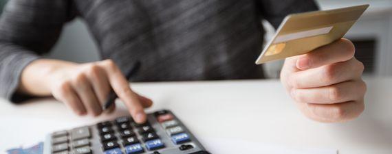 Credit Card Data - NerdWallet - simple credit card calculator