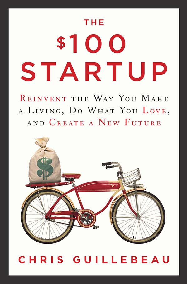 Book Recommendation #1 | $100 Startup - Chris Guillebeau
