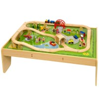 Services Train Set & Playtable for children & kids in S.A.