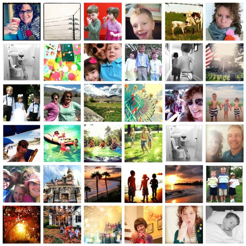 Favorite Instagrams for 2012 from Nest of Posies