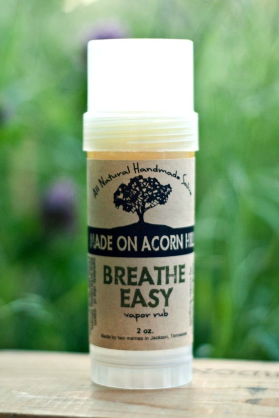 Breathe Easy Salve