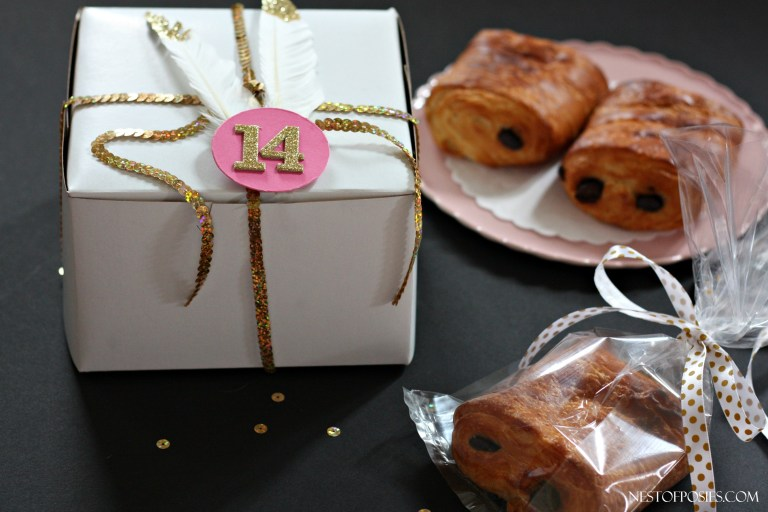 Packaging Food gift wrap ideas