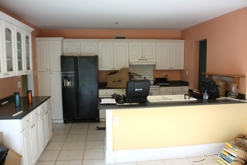 My foreclosure kitchen