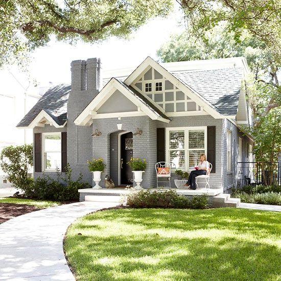 exterior gray paint colors. Black Bedroom Furniture Sets. Home Design Ideas