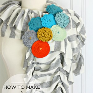 How to make a Posie Cluster