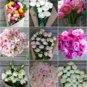 Send your Valentine Flowers from Bouqs - free shipping