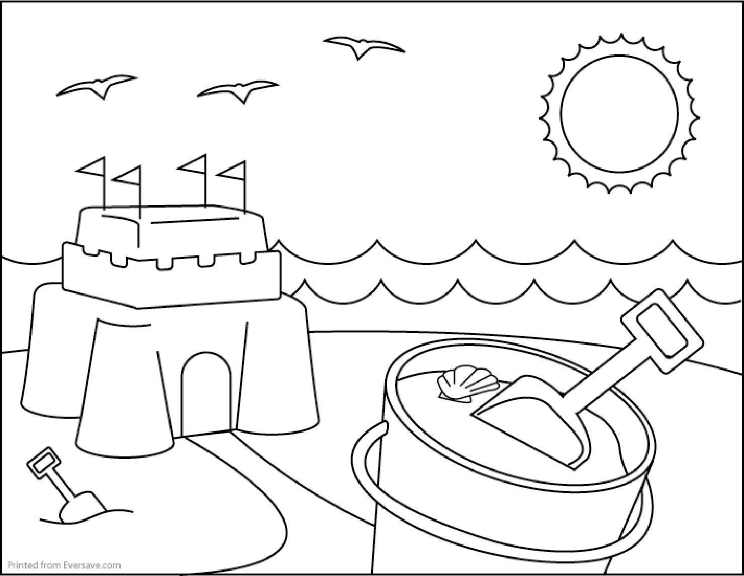 Nick jr summer coloring pages - Nick Jr Summer Coloring Pages 36