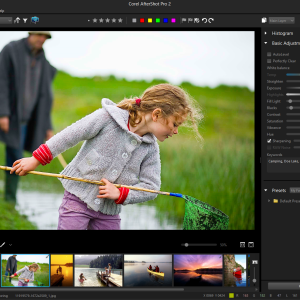 use AfterShot Pro 2 to edit and store all your phone and camera photos.