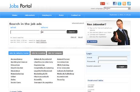 Job Portals - rockcup.tk