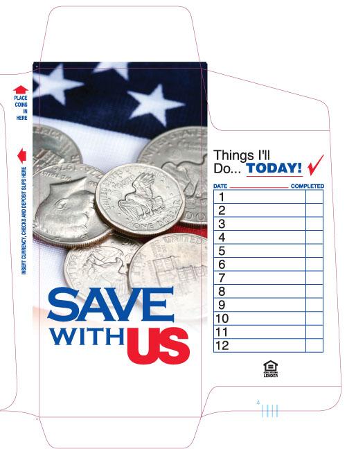 Drive-Up Envelopes - money size envelopes