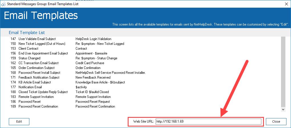 email templates ivoiregion