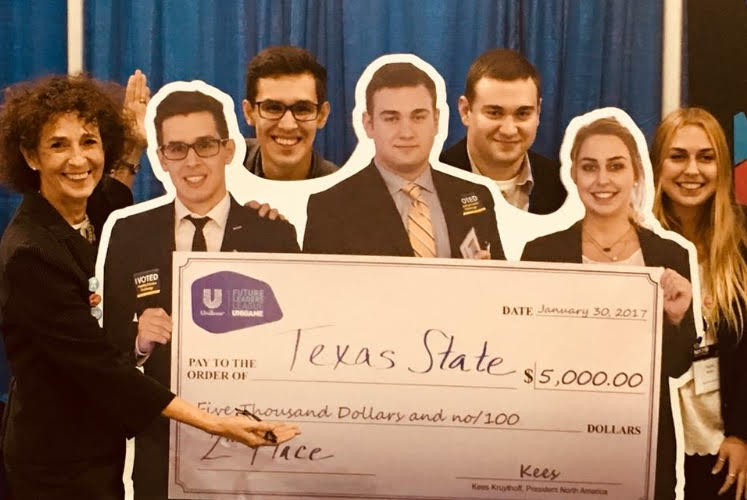 Chapters of the Year Interview Series Texas State! Net Impact