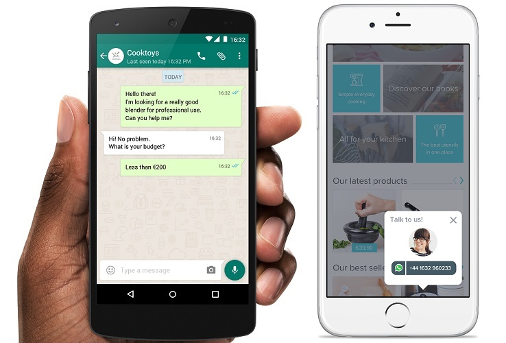 WhatsApp teams with iAdvize to boost customer service for brands - boost customer service
