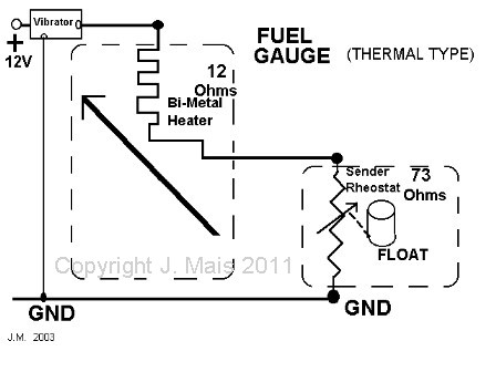 75 vw beetle fuel gauge wiring diagram com bay window bus view topic