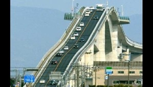 This terrifying roller coaster in Japan is a marvelous example of engineering!!!