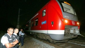 Germany axe attack: HK family injured in Wurzburg in assault in train!!!