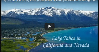 Video showing most amazing travel destinations on Earth you can't afford to miss!
