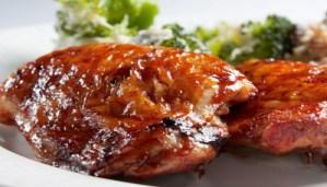 Delicious Artichoke and Almond-Stuffed Chicken and Harissa-Rubbed Chicken Recipe!